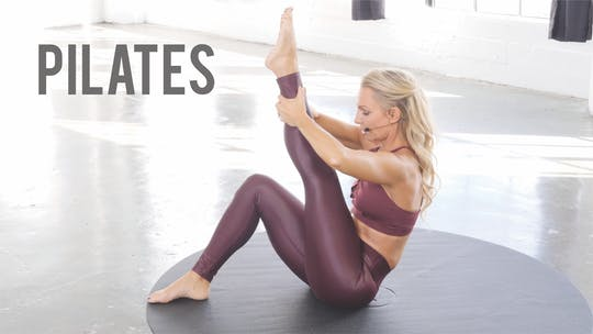 Pilates by Pilates Barre On Demand