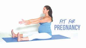 Fit For Pregnancy by Pilates Barre On Demand