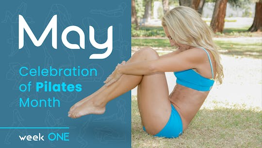 Week 1 May 2021 by Pilates Barre On Demand