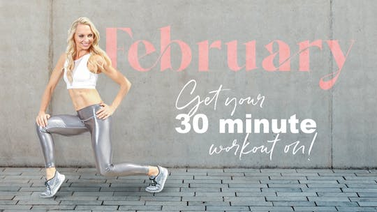 February 2021 by Pilates Barre On Demand