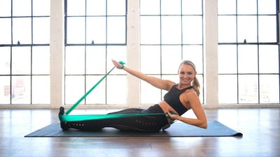 Pilates Toned Abs and Arms by Pilates Barre On Demand