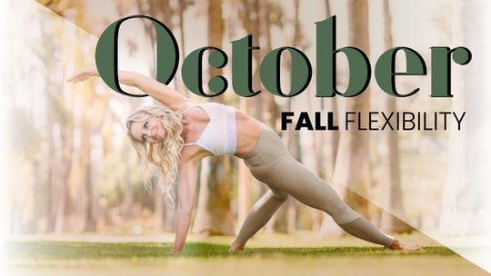 October 2020 by Pilates Barre On Demand