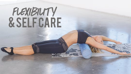 Flexibility & Self-Care by Pilates Barre On Demand