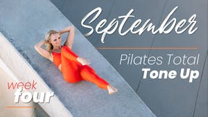 Week Four by Pilates Barre On Demand