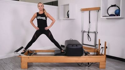 Total Body Flow Level 1/2 by Pilates Barre On Demand