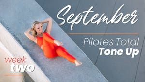 Week Two by Pilates Barre On Demand