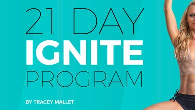 IGNITE | 21 Day IGNITE Program Manual by Pilates Barre On Demand