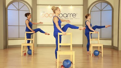 Ballet bootybarre | Whole Workout by Pilates Barre On Demand