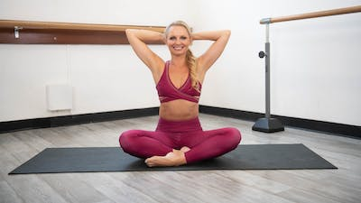 Yoga for Your Posture by Pilates Barre On Demand