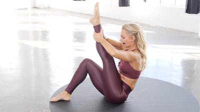 Pilates Flow | Abs, Glutes & Upper Back by Pilates Barre On Demand