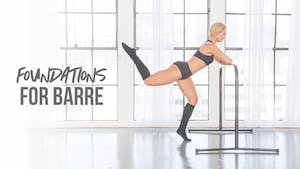Foundations for Barre by Pilates Barre On Demand