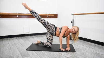 Quick Body Blasts 10 Minute | Booty & Abs Super Slimmer by Pilates Barre On Demand