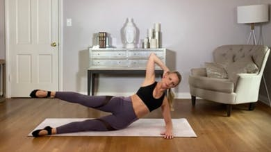 Pilates Intermediate Sculpt | LIVE by Pilates Barre On Demand
