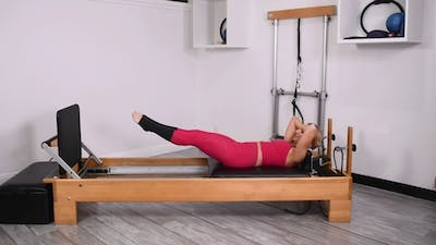 Cardio Jump Board Pilates by Pilates Barre On Demand