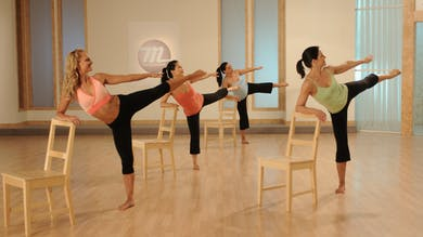 bootybarre Total New Body | Barre Workout by Pilates Barre On Demand