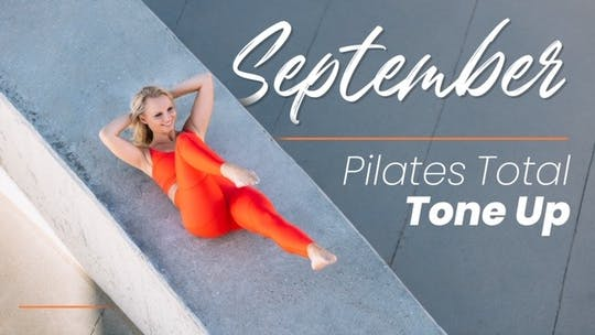 September 2020 by Pilates Barre On Demand