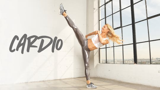 Cardio by Pilates Barre On Demand