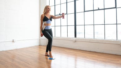 Slider Arms & Legs Tone Up by Pilates Barre On Demand