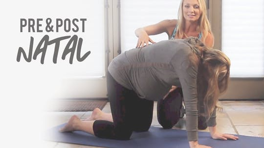 Pre & Post Natal by Pilates Barre On Demand