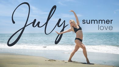 July 2020 Calendar by Pilates Barre On Demand