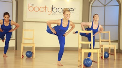 Ballet bootybarre | Glutes & Legs by Pilates Barre On Demand