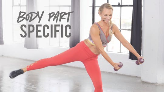 Body Part Specific by Pilates Barre On Demand