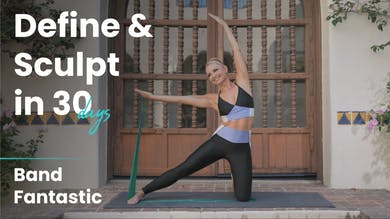 Pilates Band Fantastic | Define & Sculpt in 30 Days by Pilates Barre On Demand