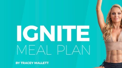 IGNITE | Meal Plan 1400-Calories by Pilates Barre On Demand