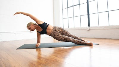 Core Time | Get Flat Abs by Pilates Barre On Demand