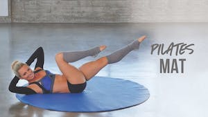 Pilates - Pilates Mat by Pilates Barre On Demand