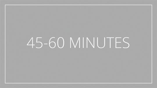 Workout 45-60 minutes by Pilates Barre On Demand