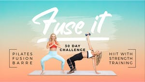 Fuse It by Pilates Barre On Demand