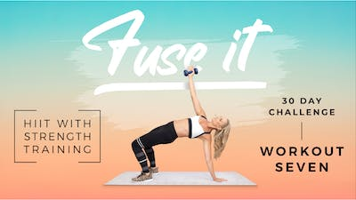Fuse It - Workout 7 by Pilates Barre On Demand