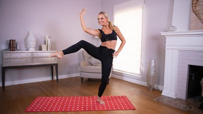 Standing Pilates for a Tiny Waist by Pilates Barre On Demand
