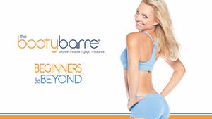 bootybarre Beginners and Beyond by Pilates Barre On Demand