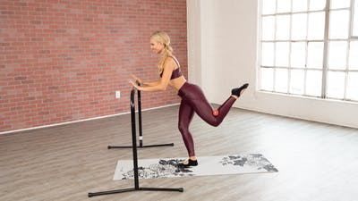 Lower Body Booty BARRE Burn by Pilates Barre On Demand