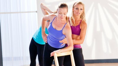 bootybarre Beginners and Beyond | Technique Barre Tutorial by Pilates Barre On Demand