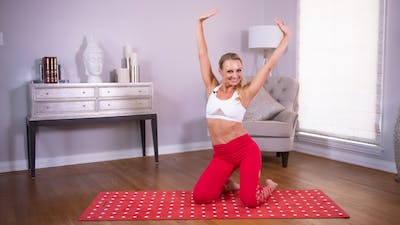Get a Flat Belly by Pilates Barre On Demand