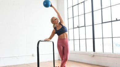 Barre Simple Tone Up | Arms and Legs by Pilates Barre On Demand