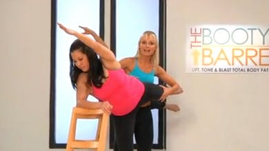 bootybarre Plus Abs & Arms | Lower Body Barre & Abs by Pilates Barre On Demand