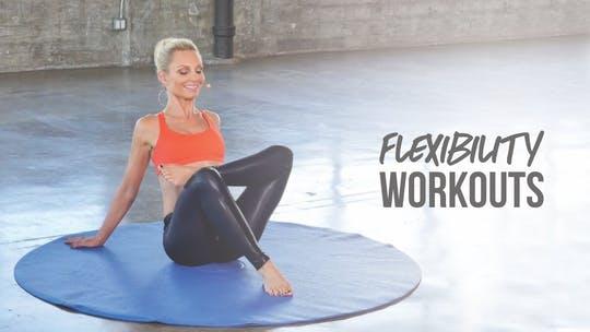 Flexibility Workouts by Pilates Barre On Demand