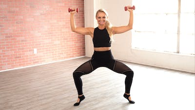 Quick Body Blasts Barre Arm Sculpt by Pilates Barre On Demand