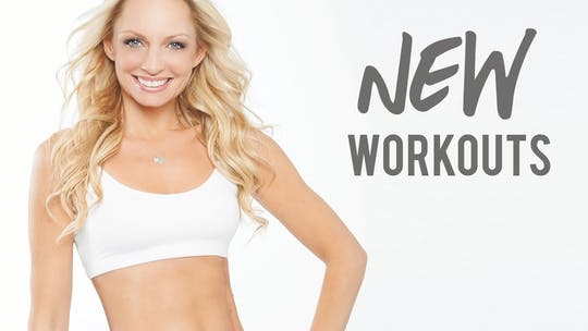 New Workouts by Pilates Barre On Demand