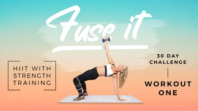 Fuse It - Workout 1 by Pilates Barre On Demand