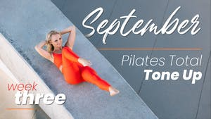 Week Three by Pilates Barre On Demand