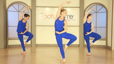 Ballet bootybarre | Warm-Up by Pilates Barre On Demand