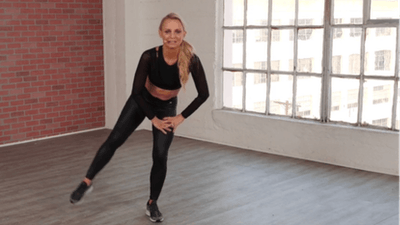 Lower Body Standing Quick Tone Up by Pilates Barre On Demand