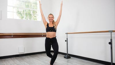 Quick Body Blasts 10 Minutes | Lower Body Sculpt by Pilates Barre On Demand