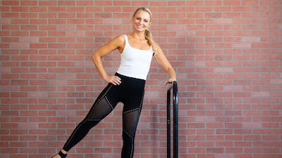 Simple BUT Lower Body Perfect by Pilates Barre On Demand