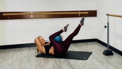 Pilates Inner Thigh & Abs | LIVE by Pilates Barre On Demand